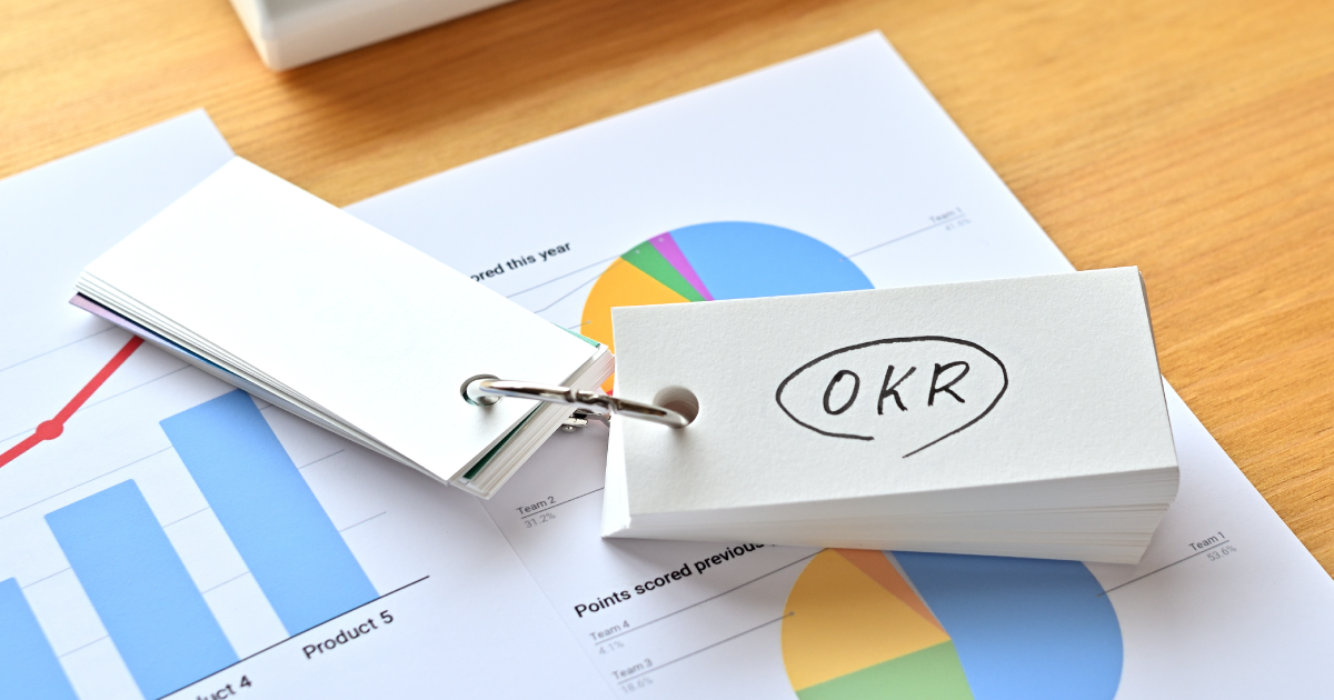 How does OKR Methodology Boost Salesforce Performance & Business Efficiency?