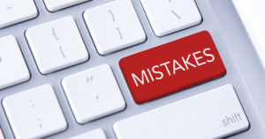 5 Mistakes you Must Avoid
