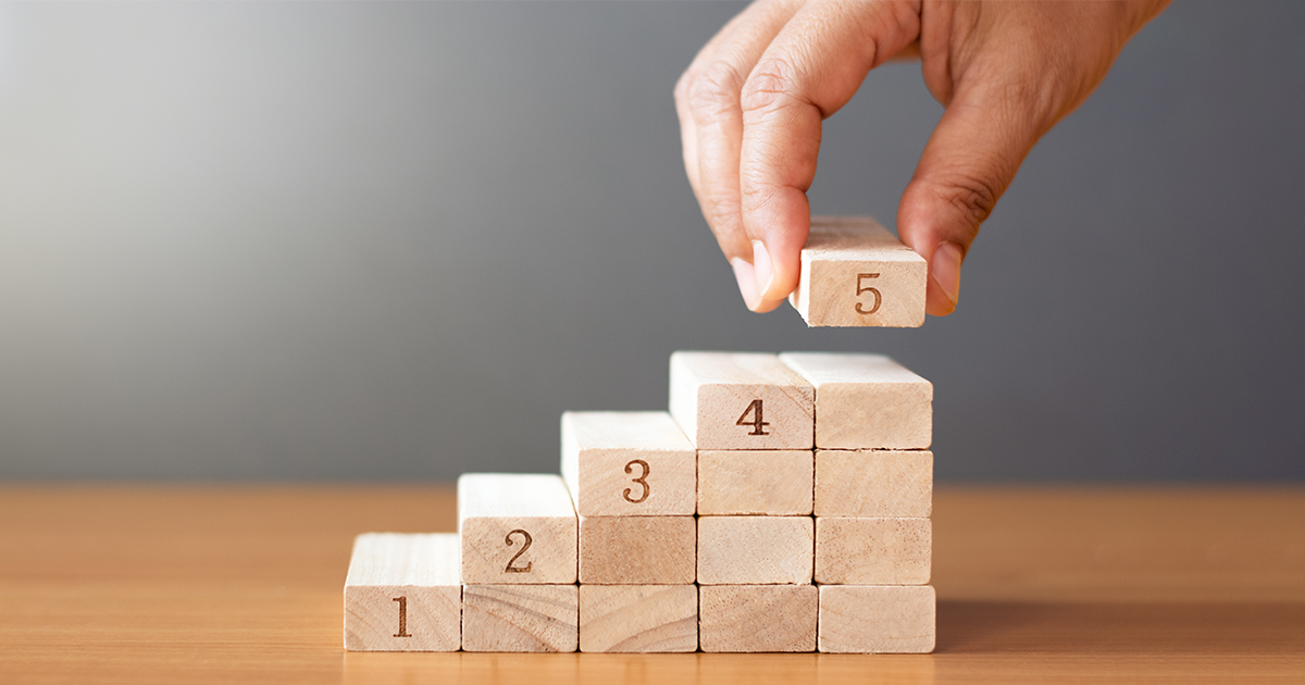 A 5-step Goal-setting Framework for 2021 | Unlock OKR